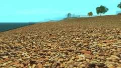Praias de HQ v 2.0 para GTA San Andreas