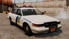 Novo laço cruzador ELS para GTA 4