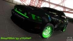 Ford Shelby GT500 Falken Tire