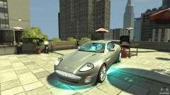 Aston Martin Vanquish S v 2.0 sem tonificação