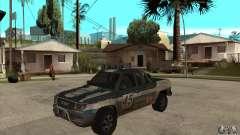 Nevada from FlatOut 2 para GTA San Andreas