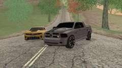 Dodge Ram R/T 2011 para GTA San Andreas