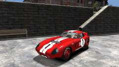 Shelby Cobra Daytona Coupe 1965 para GTA 4