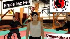 Pele de Bruce Lee para GTA San Andreas