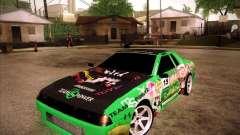 Elegy Toy Sport v2.0 Shikov Version para GTA San Andreas