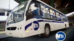 Scania K230 MTA New York City Bus para GTA 4