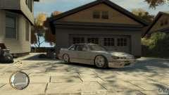 Nissan Silvia s13 Drifted v1.0