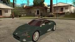 Spyker C8 Laviolete