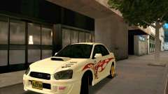 Subaru Impreza WRX STi Tunable