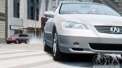 Acura RL 2006 para GTA 4