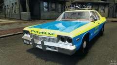 Dodge Monaco 1974 Police v1.0 [ELS]