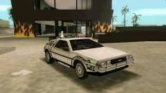 BTTF DeLorean DMC 12