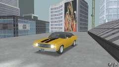 Chevrolet Chevelle SS 1972