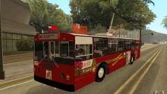 ZiU 682 para GTA San Andreas