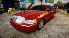 Lincoln Town Car 2003 para GTA 4