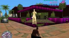 Texturas novas do clube VIP Club Malibu para GTA Vice City