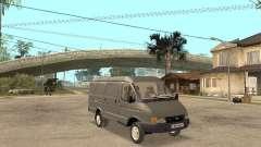 Gazela 2705 em 1994. para GTA San Andreas