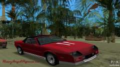 Chevrolet Camaro Convertible 1986 para GTA Vice City