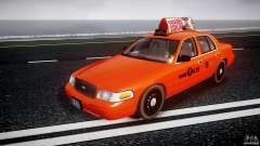 Ford Crown Victoria 2003 v.2 Taxi
