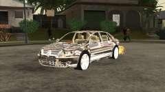 Cromado Volkswagen Phaeton