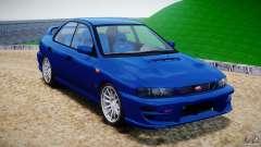 Subaru Impreza WRX STI 1999 v1.0 para GTA 4
