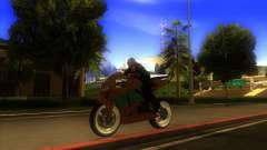 Honda CBR 600RR evo 2005 para GTA San Andreas