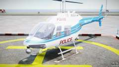 Bell 206 B - Chicago Police Helicopter