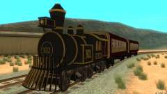 Locomotive para GTA San Andreas