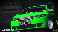 Honda Accord Angry Birds