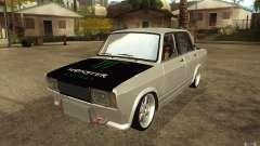 Drift Vaz Lada 2107 para GTA San Andreas
