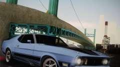 Ford Mustang Mach1 1973 para GTA San Andreas