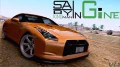 SA_nGine v 1.0 para GTA San Andreas