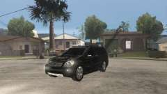 Mercedes-Benz GL500 SE para GTA San Andreas
