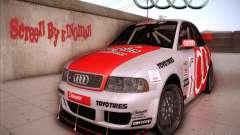 Audi S4 Galati Race