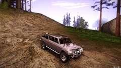 GAZ 2402 4 x 4 PickUp para GTA San Andreas