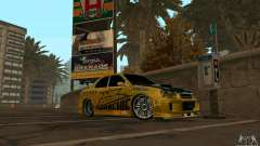NFS Most Wanted - Paradise para GTA San Andreas