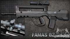 [Point Blank] Famas G2 Sniper