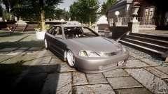 Honda Civic EK9 Tuning para GTA 4