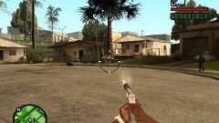 Vista de 1 pessoa para GTA San Andreas