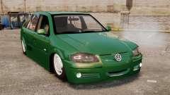 Volkswagen Gol G4 Edit para GTA 4