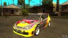 Subaru Impreza WRX STi X jogos América de DIRT 2