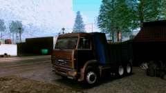 Caminhão KAMAZ 6520