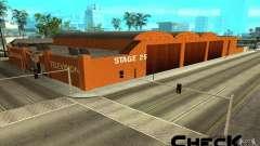 Respawn San News para GTA San Andreas