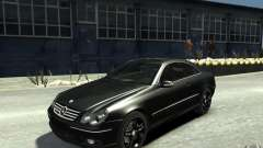 Mercedes-Benz CLK55 AMG 2003 v1 para GTA 4