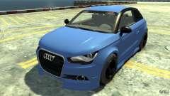 Audi A1 para GTA 4