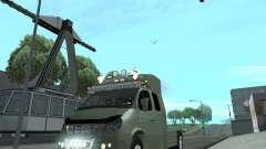 Gazela 2705 para GTA San Andreas