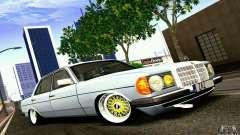 Mercedes Benz W123 para GTA San Andreas