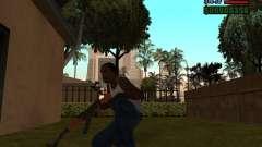 AK-47 com baioneta