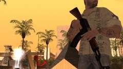 Frank Woods de Call of Duty Black Ops para GTA San Andreas