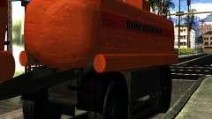 MAZ 533702 reboque caminhão